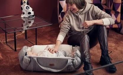 babynest ifrån janell