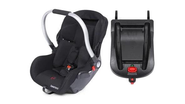 babyskydd med bas