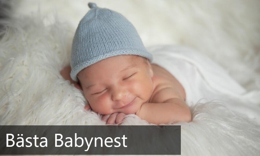 bästa babynest på marknaden