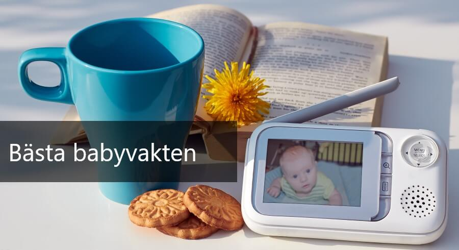 Bästa babyvakten - babymonitorn