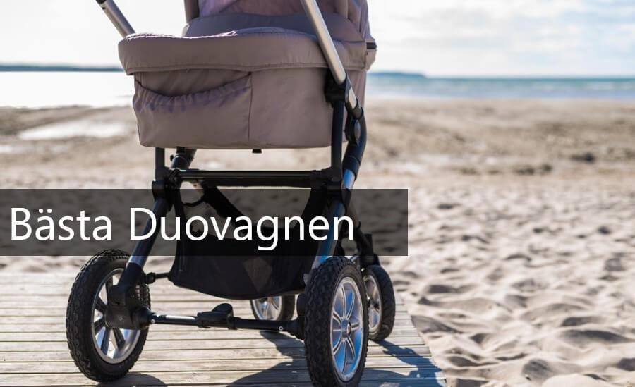 bästa duovagnen enligt babydrömmen.se