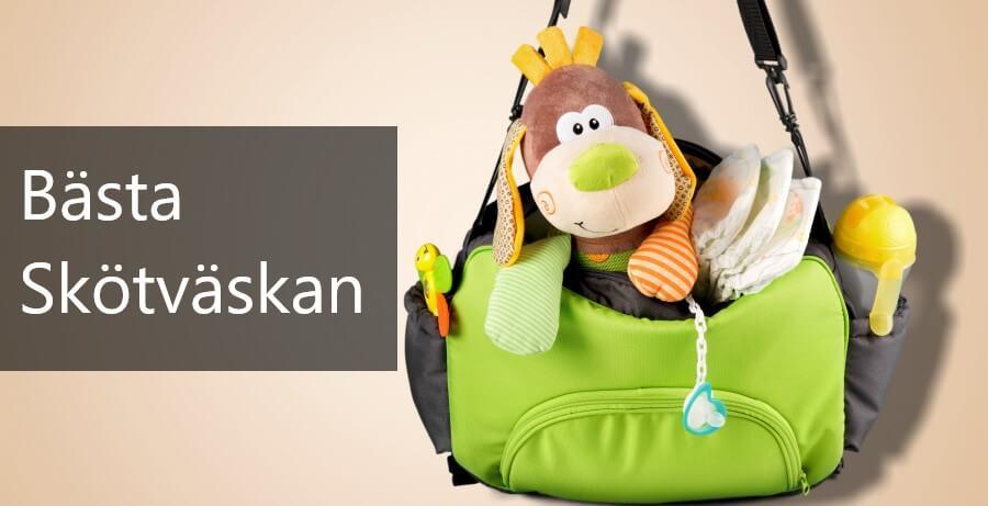 Bästa skötväskan för dig och din baby