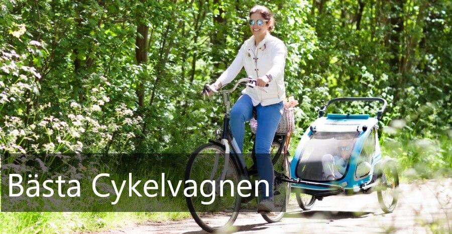 bästa cykelvagnen just nu