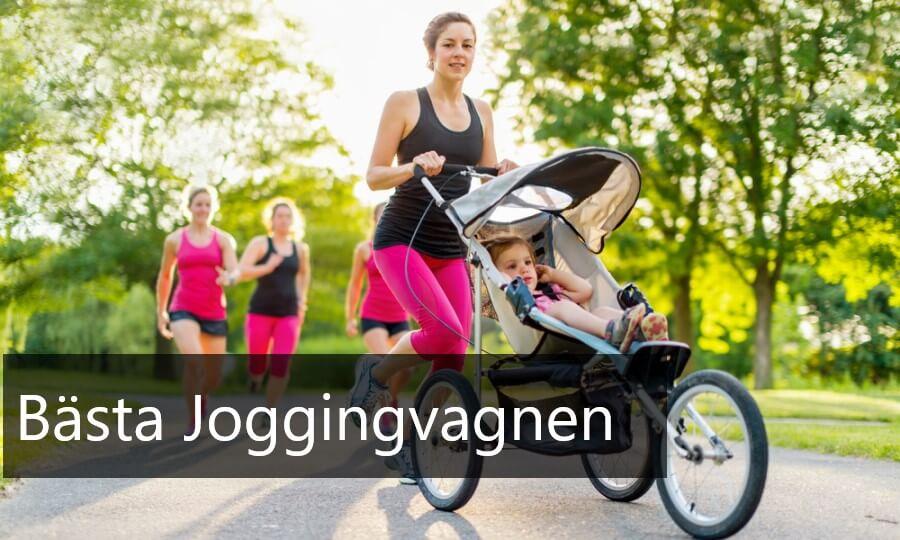 bästa joggingvagnen just nu