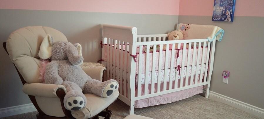 Bästa spjälsängen för din baby