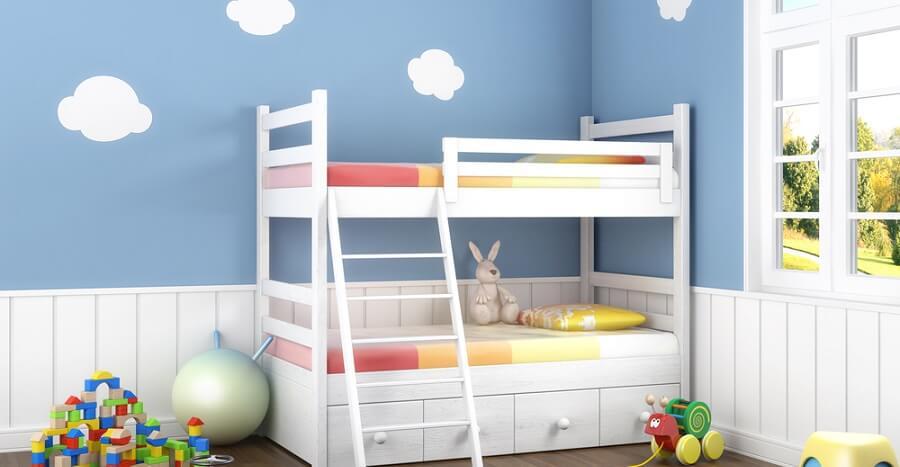 bästa våningssängen för barn