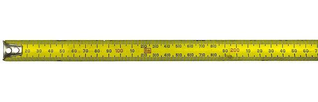 mät för att få rätt storlek på din overall